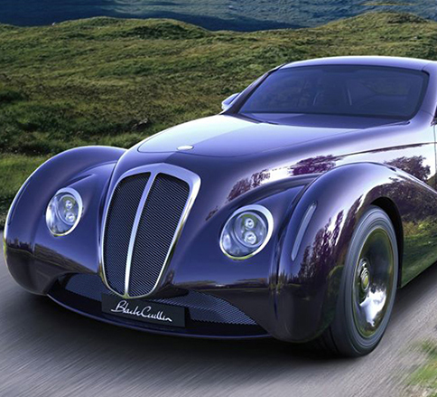 خودروهای زیکلات با پیشرانهی شورولت کوروت تولید میشوند -