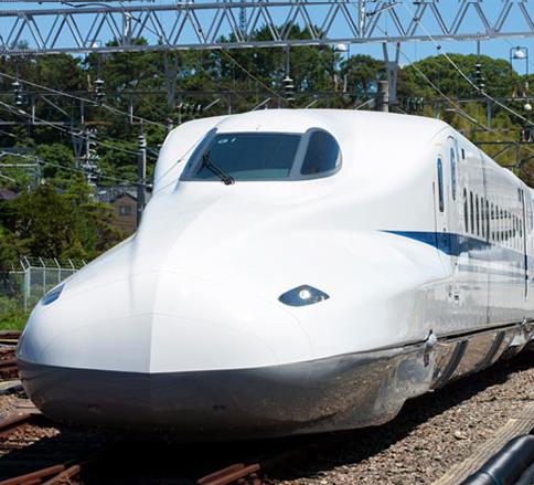 جدیدترین قطار فوق سریع ژاپن رونمایی شد -