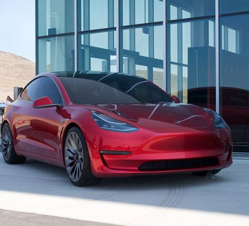 تسلا مدل ۳,عنوان خودروی سال ۲۰۱۸ را کسب کرد -