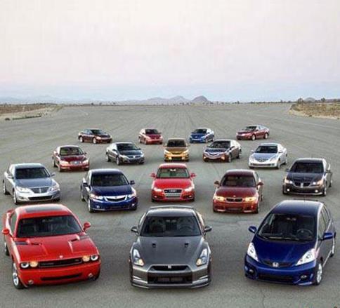 کاهش شدید فروش خودرو در آمریکا -
