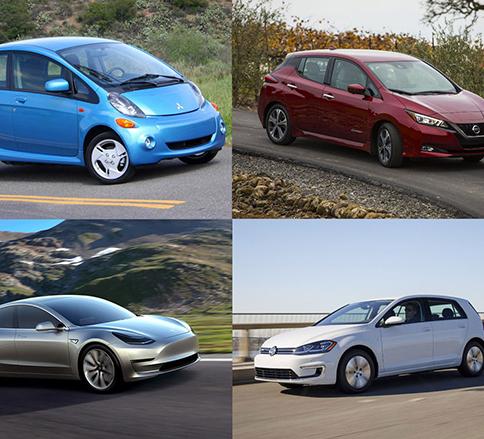 آشنا شوید با زیباترین و زشت ترین خودروهای الکتریکی -