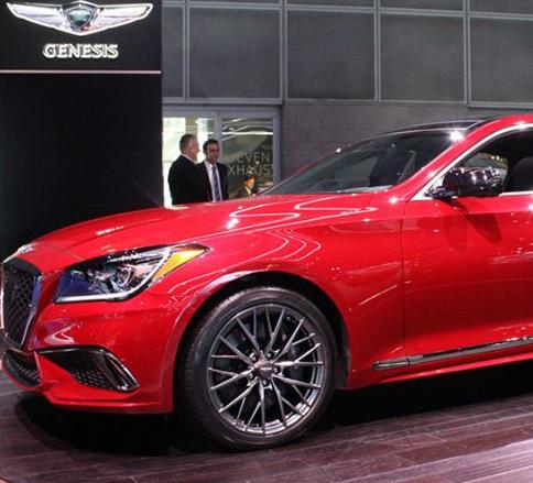 جنسیس G80 شامل آخرین فناوریهای ایمنی صنعت خودرو -