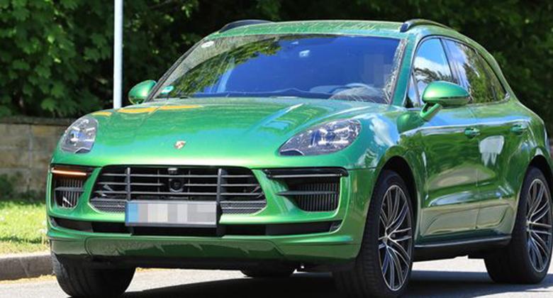 Porsche-Machin