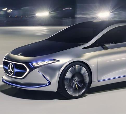 تولید خودروهای کامپکت الکتریکی مرسدس بنز در فرانسه -