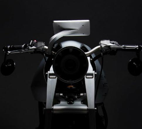 موتور سیکلت برقی ethec با توانایی پیمایش ۴۰۰ کیلومتر -