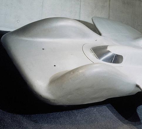 رکورد کنونی سریع ترین خودرو در اکتبر سال ۱۹۹۷ -