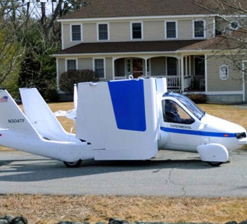 ولوو اعلام کرد خودروی پرنده خود را سال ۲۰۱۹ وارد بازار میکند. -