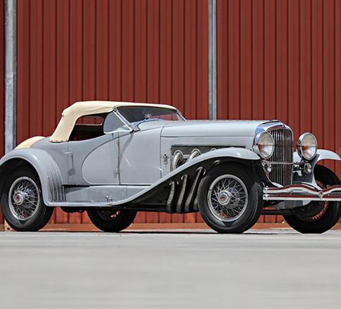 دوزنبرگ SSJ مدل ۱۹۳۵ با قیمت ۲۲ میلون دلار ۲۰۱۸ فروخته شد. -