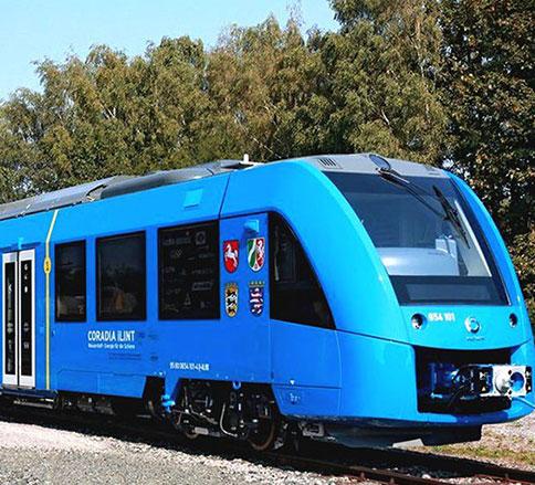 راهاندازی اولین قطار هیدروژنی جهان در آلمان -