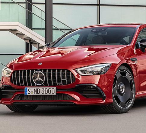 مشخصات فنی و قیمت نسخههای مختلف مرسدس بنز AMG GT سدان -