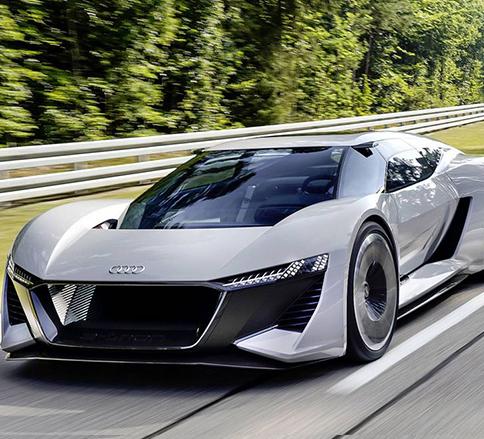 معرفی نسل سوم آئودی R8 با قدرت ۱۰۰۰ اسب بخار و شتاب ۲ ثانیه -