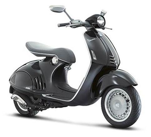 جنون یا لوکس گرایی؟ نگاهی به موتورسیکلت ۲۰۰ میلیونی وسپا در ایران -