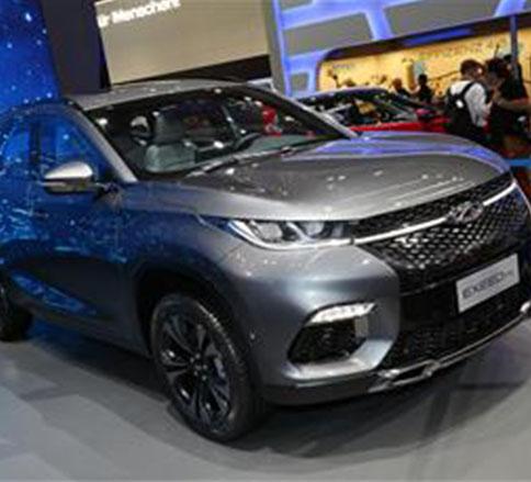 چری اکسید،طراحی جدید برای رقابت با خودروسازان کره ای و اروپایی -